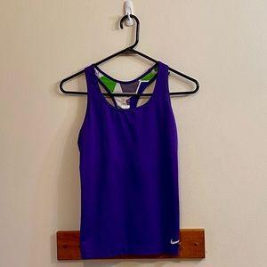 Nike Tank Top Women's Sz Medium (8-10)